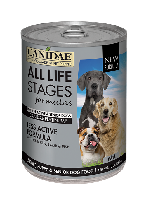 Canidae All Life Stages Formula For Less Active dogs