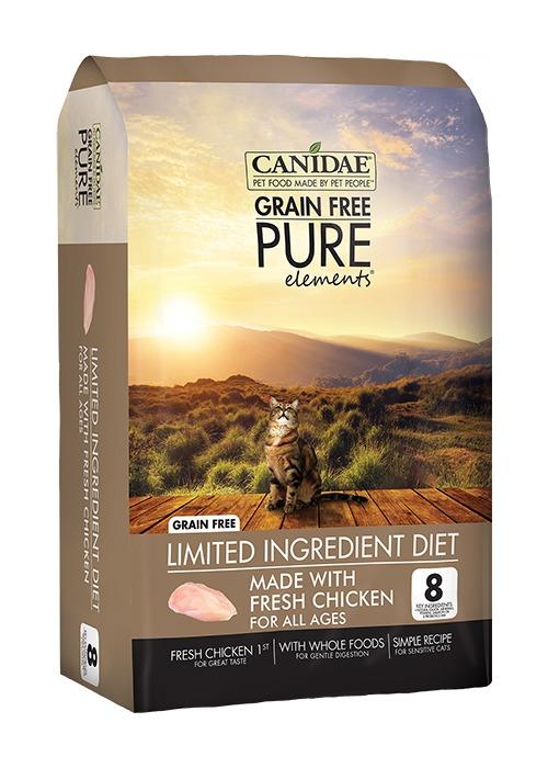 Canidae Grain Free Pure Elements Adult Kitten & Senior Formula