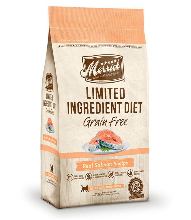 Merrick Cat Grain Free Limited Ingredient Diet