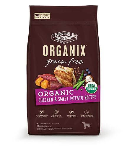 ORGANIX® 無穀物全犬糧
