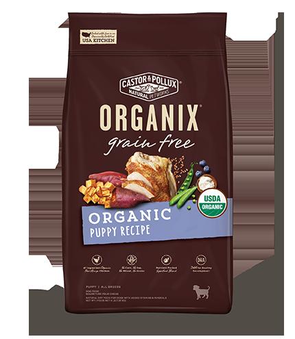 Organic Puppy Recipe