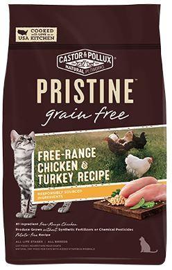 PRISTINE™ Grain Free Free-Range Chicken & Turkey Recipe