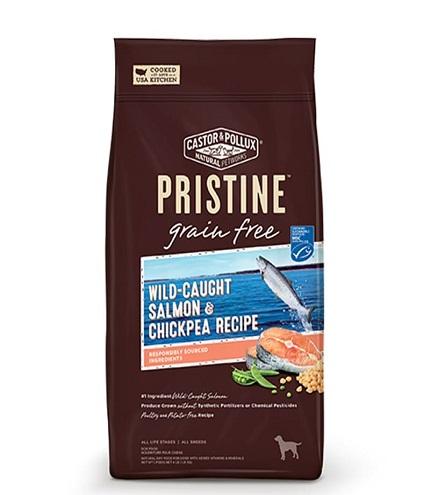 PRISTINE™ Grain Free - Wild-Caught Salmon & Chickpea Recipe