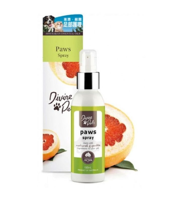 Divine Pets Paws Spray