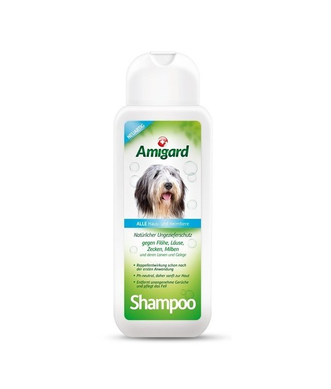 Amigard Shampoo For Pets