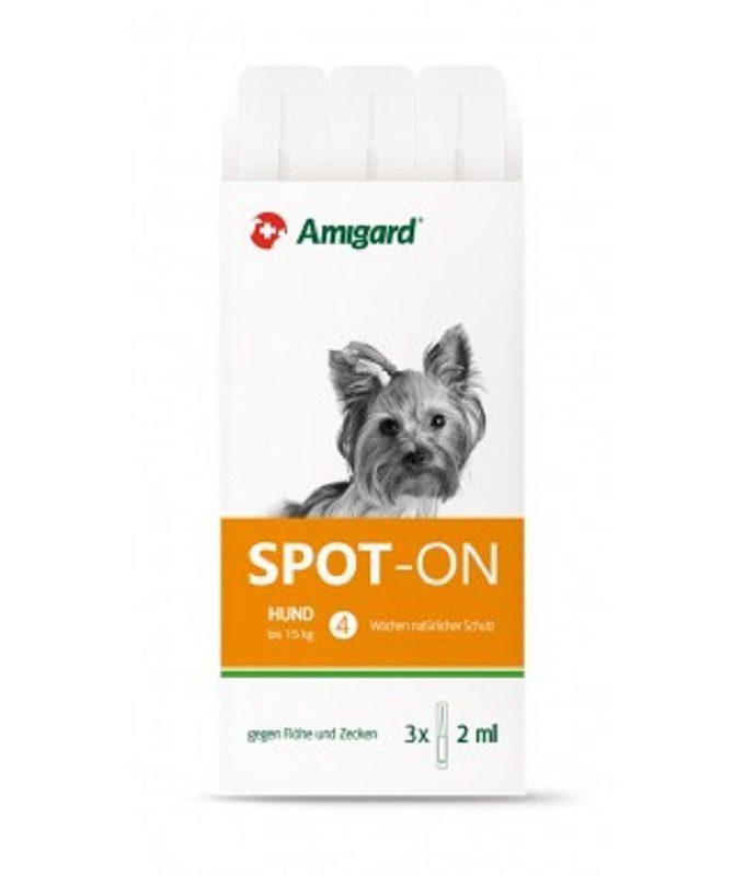 Amigard Spot - On