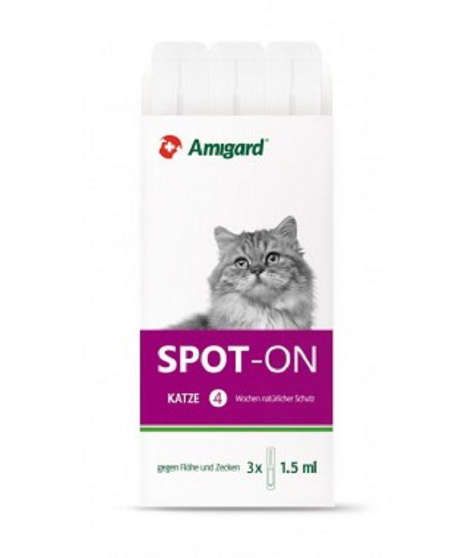 Amigard Spot - On貓用天然防蝨滴 3支
