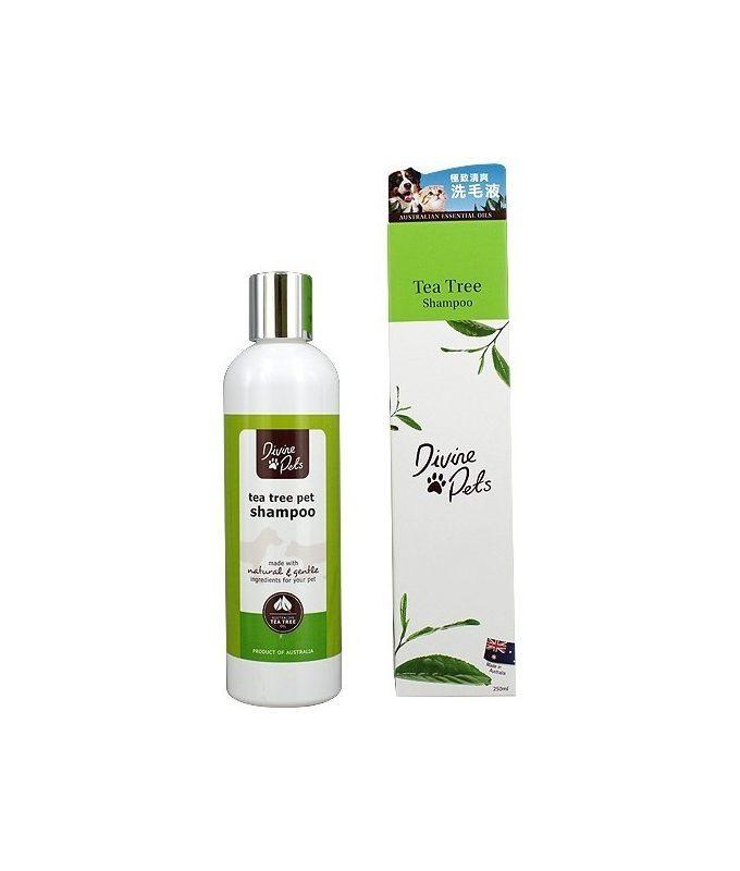 Divine Pets Tea Tree Shampoo