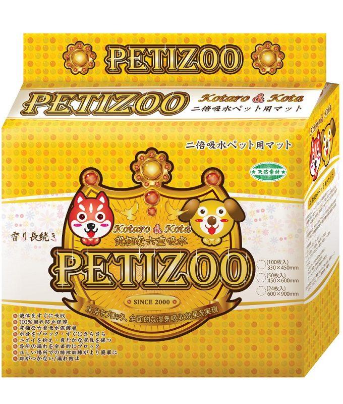 日本 Petizoo香薰尿墊