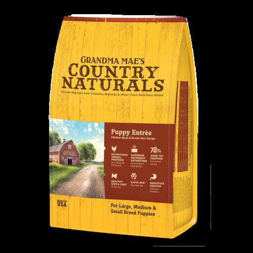 Grandma Country Naturals 雞肉幼犬配方 Puppy Formula 4LB