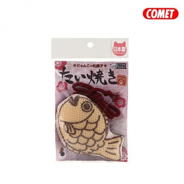 日本COMET 木天蓼鯛魚燒