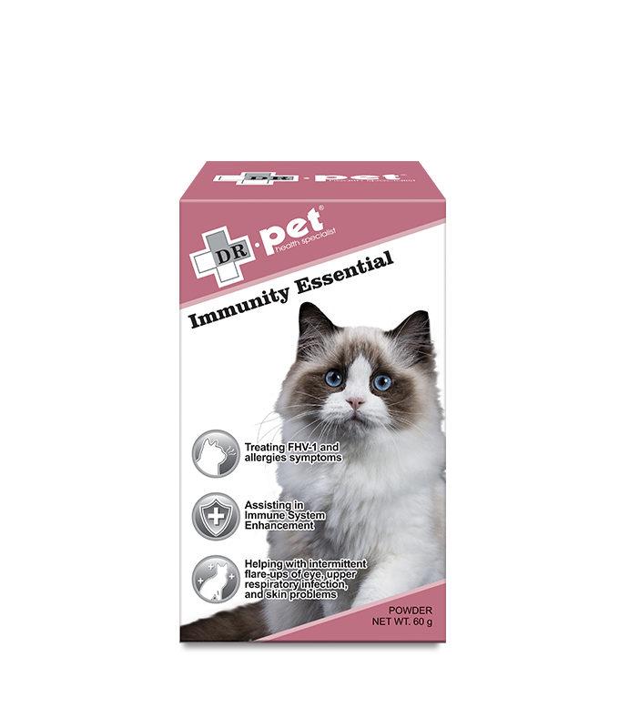dr pet immunity essential