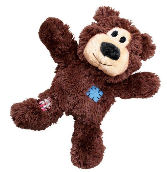 繩結補丁熊(深啡)