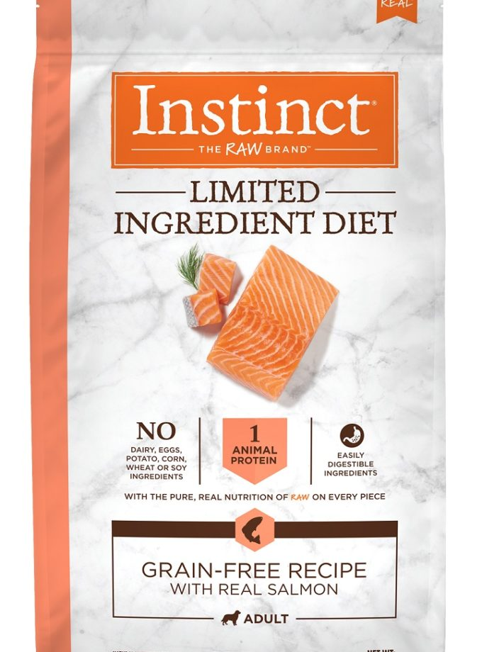 Instinct® Limited Ingredient Diet Grain-Free Recipe with Real Salmon 20 LB