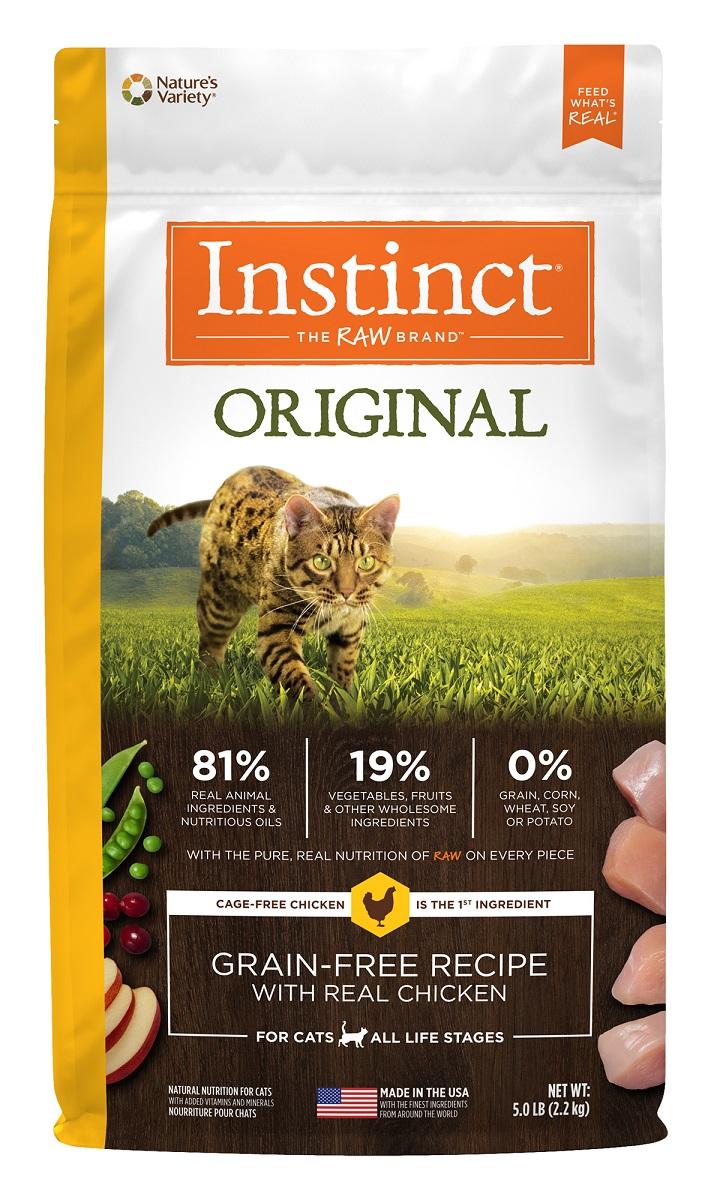 Instinct® Original Grain-Free Recipe with Real Chicken 658559