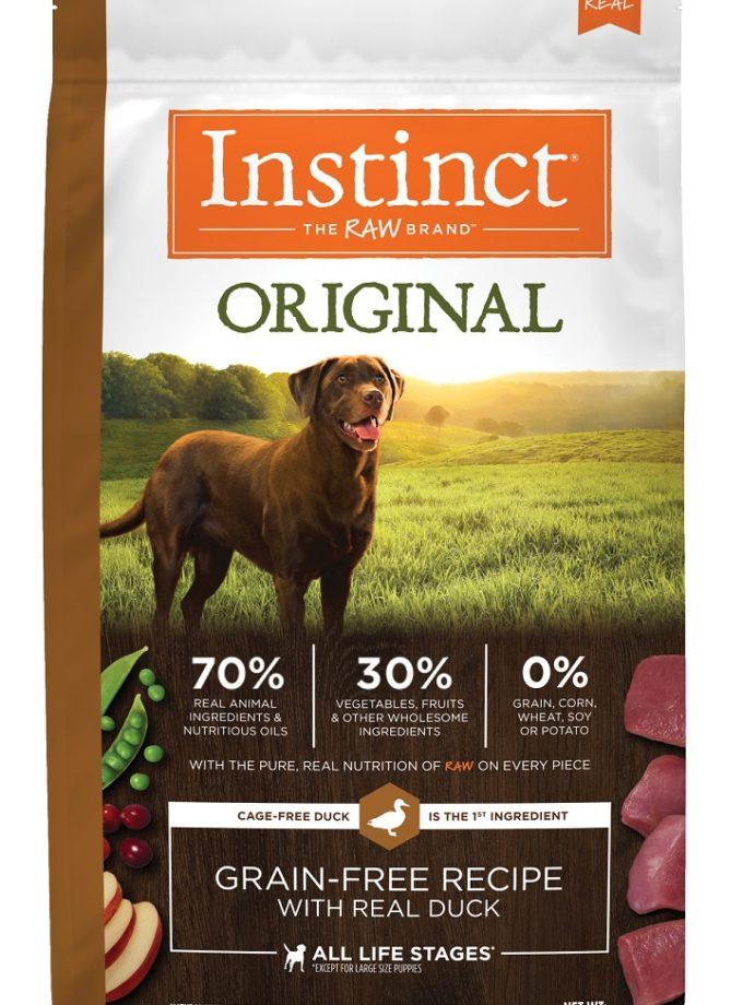 Instinct® Original Grain-Free Recipe with Real Duck 658115