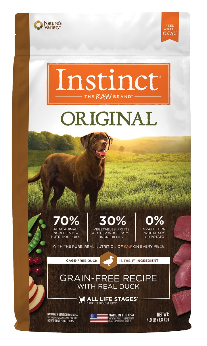 Instinct® Original Grain-Free Recipe with Real Duck 658115