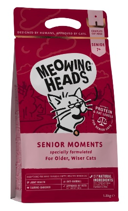 Meowing Heads Cat Food