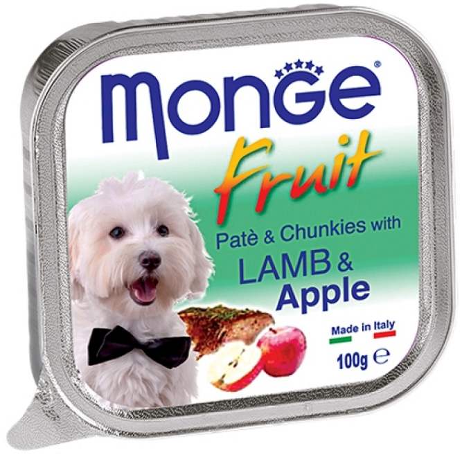 Monge Fresh 羊肉蘋果 100G