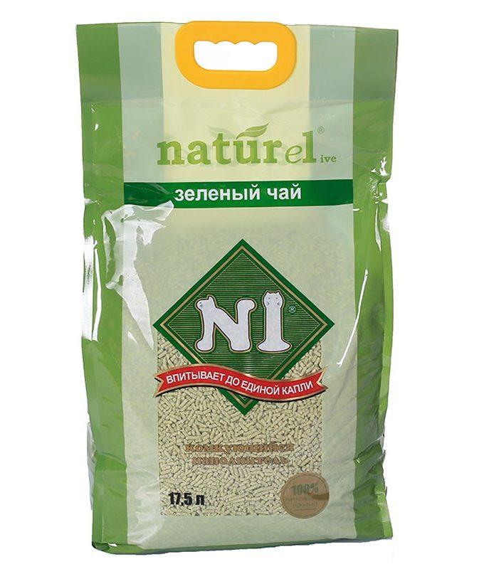N1-Natural 天然原味豆腐砂 17.5L