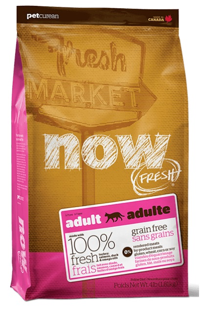 NOW FRESH Grain Free Adult Food