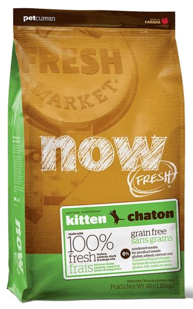NOW FRESH Grain Free Kitten Food