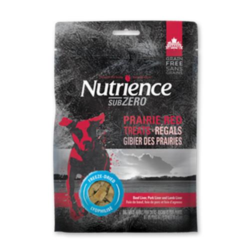 Nutrience SubZero犬用小食-凍乾脫水紅肉配方90g