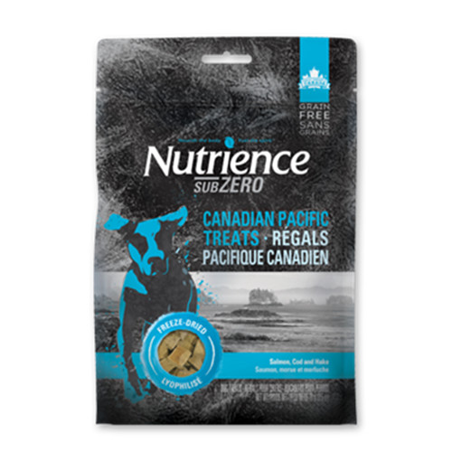 Nutrience SubZero犬用小食-凍乾脫水魚肉配方70g
