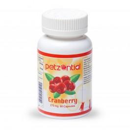Petzential Cranberry