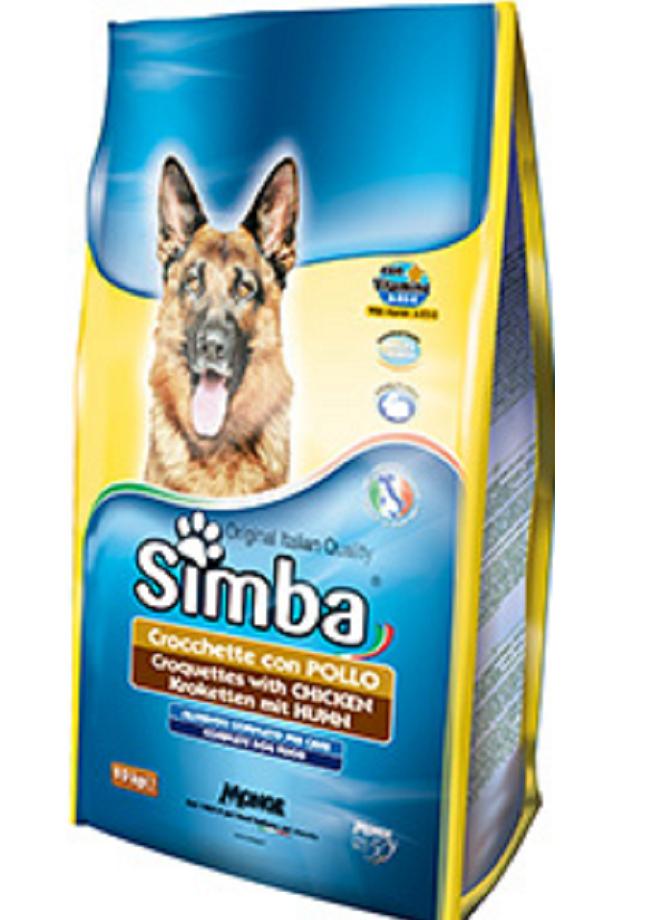 Simba Dry Dog food