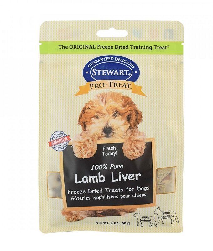 Stewart凍乾小食-羊肝 3 3oz
