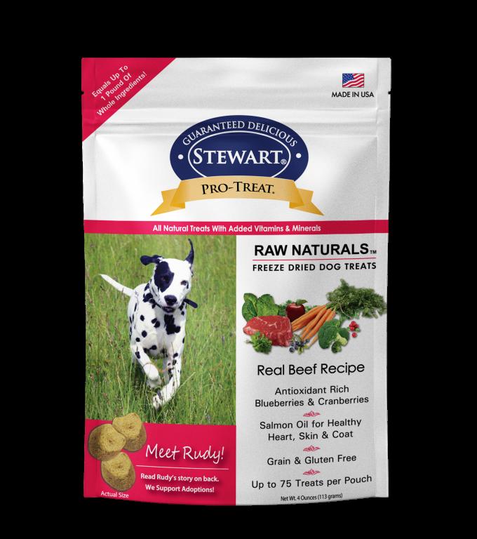 Stewart凍乾小食-輕營餐食 牛肉 4OZ