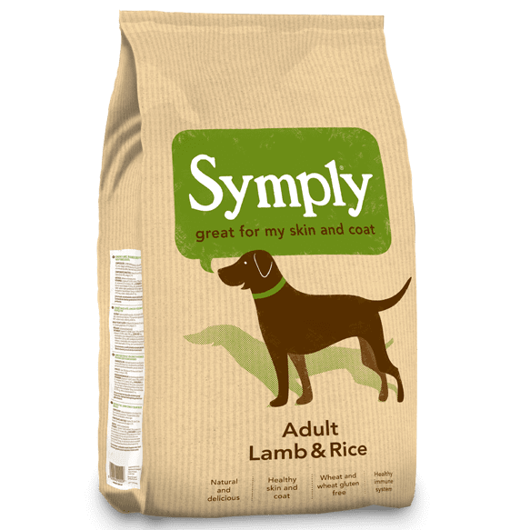 Symply Adult Lamb & Rice 羊稻米配方 2KG