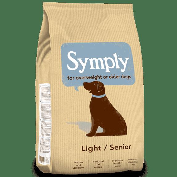 Symply Adult Light / Senior 老犬 體重控制 2KG