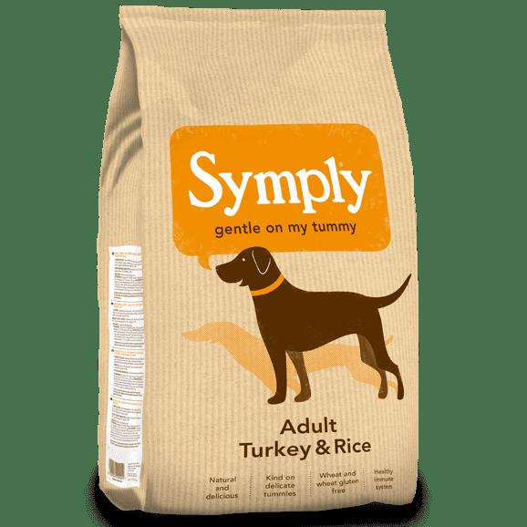 Symply Adult Turkey & Rice 火雞稻米配方 6KG