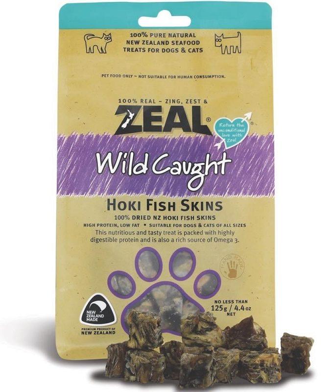 Zeal Hoki Fish Skin