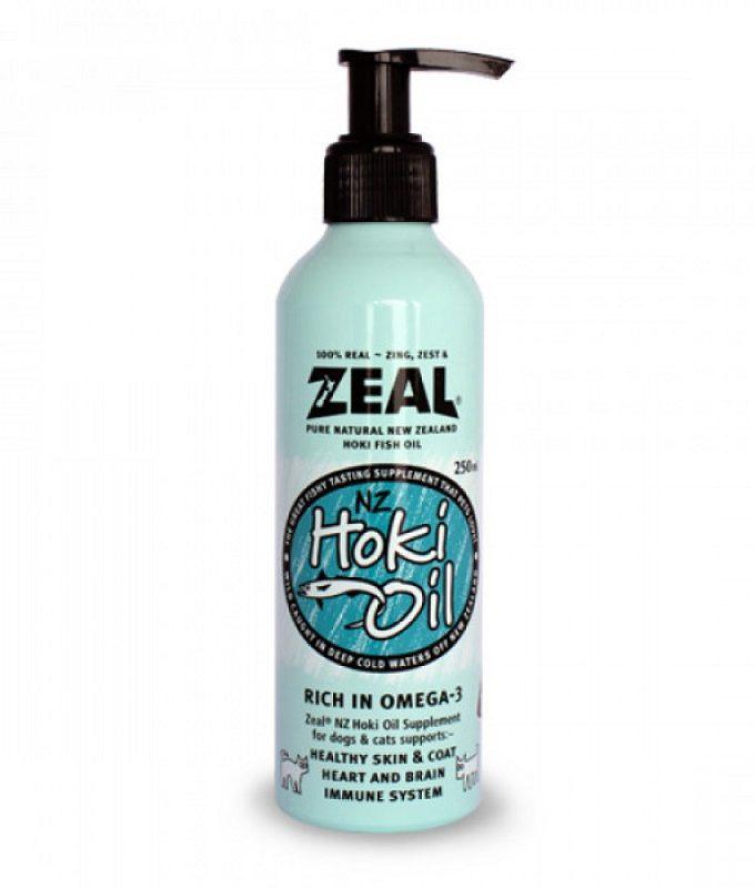 Zeal Hoki Oil
