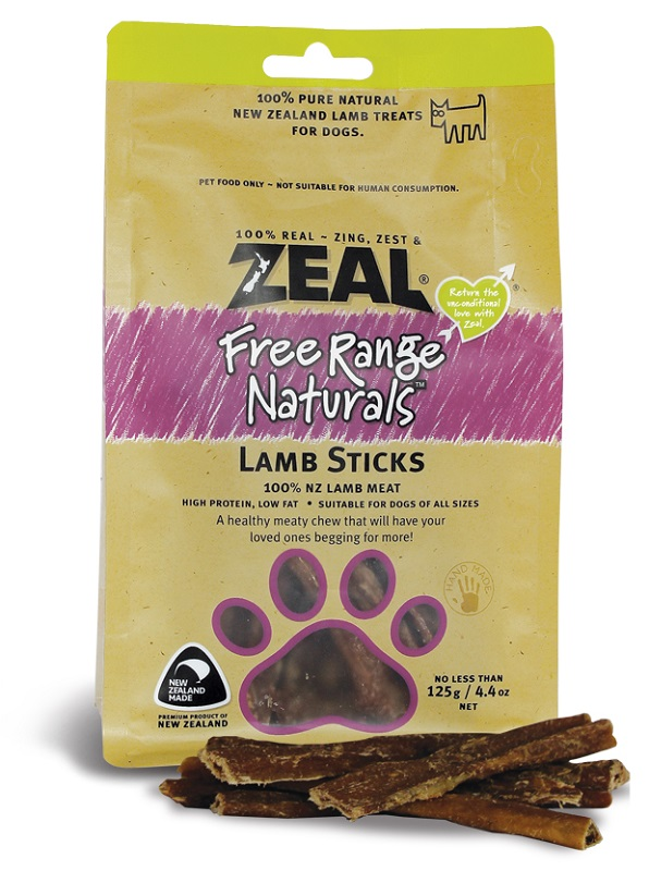 Zeal Lamb Sticks