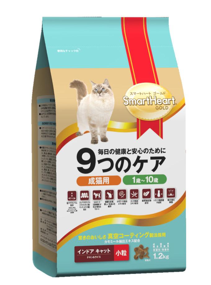 smart heart cat food