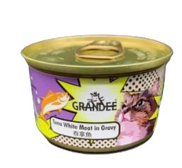 Grandee貓罐頭 吞拿魚 80g