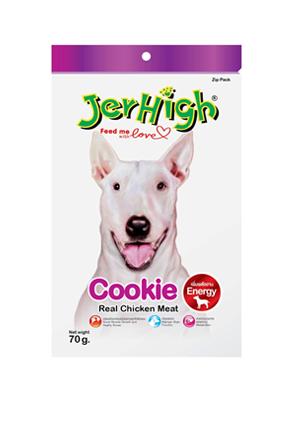 Jerhigh 02/70g 雞球 | Jerhigh Cookie
