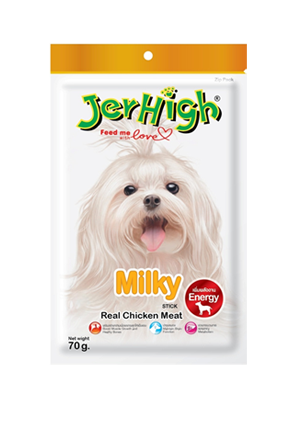 Jerhigh Milky Stick