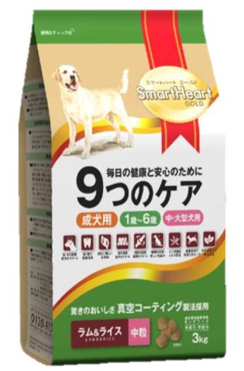Smart Heart dog food