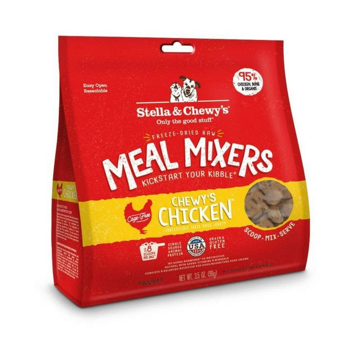 Stella&Chewy's Chicken Meal Mixers