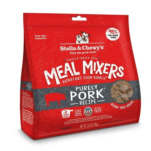 Stella&Chewy's Purely Pork Meal Mixers