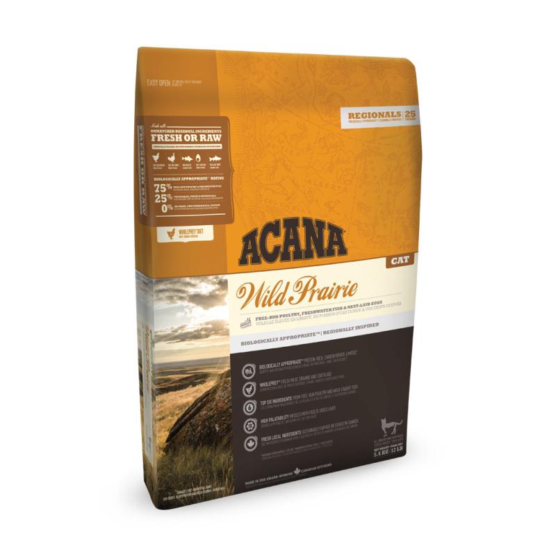 ACANA 地域素材-牧場貓1.8kg