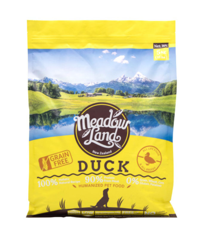 meadowland dog food