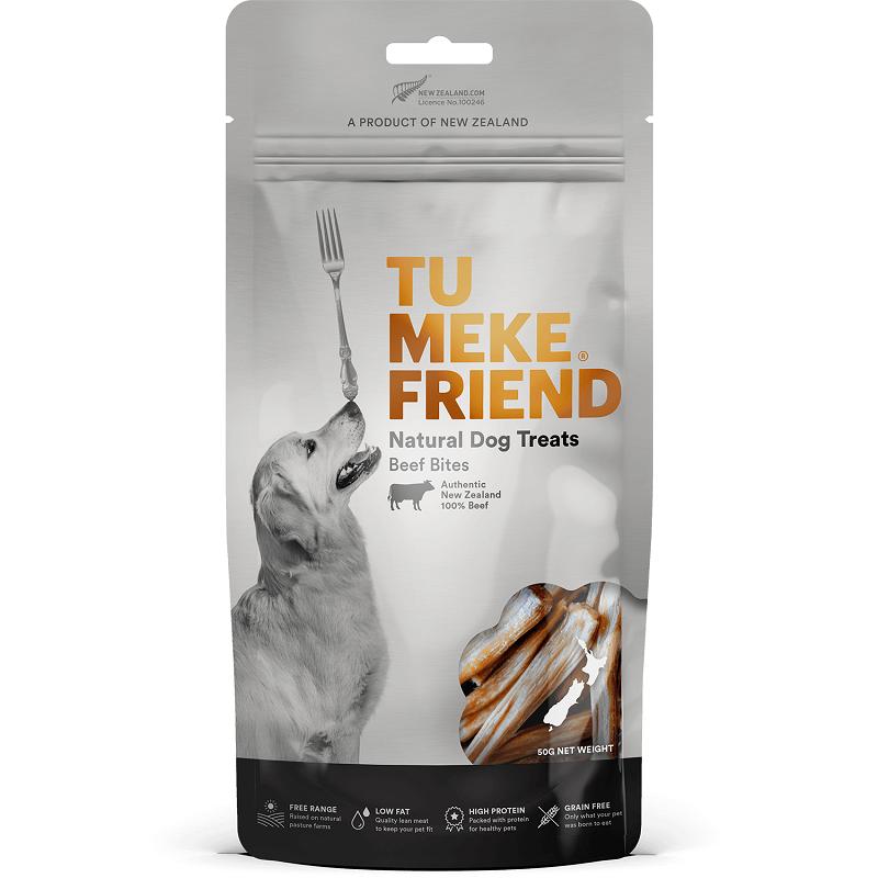 Tu Meke Friend Beef Bites