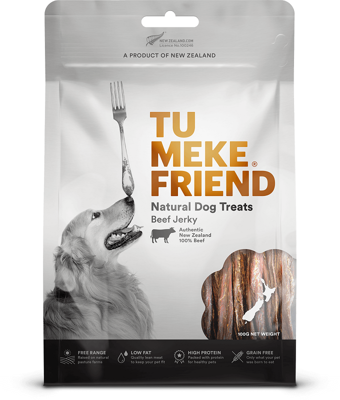 Tu Meke Friend Beef Jerky