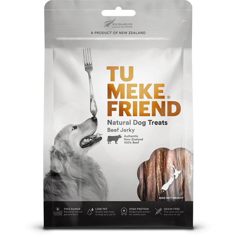 Tu Meke Friend Beef Jerky